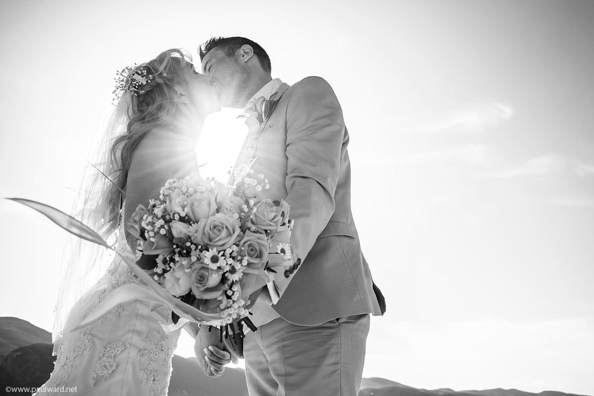 Zante Wedding
